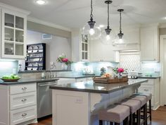 No episode of Fixer Upper is complete without an epic kitchen renovation. Ready to transform your space like Chip and Jo? Grab ideas from the duo's best designs.