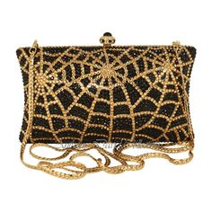 ef41f50612a Swarovski Crystal Evening Purses Handbag Bags & Formal Bags by Anthony  David Swarovski Crystal Clutch Purses, Evening Bags, Leather Purses, Jewelry