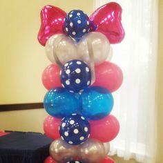 Bow Balloon Column