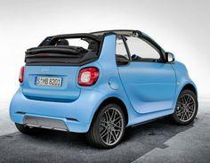 Benz Smart, Smart Car, Mercedes Smart, Mercedes Benz, Smart Fortwo, Big Love, Bike, Cars, Romania