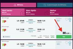 É uma das grandes novidades para este ano! A TAP vai começar a voar diretamente para a cidade de Florença com tarifas de ida e volta por menos de 100€ durante a época alta.