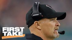Dan Quinn Revisits Falcons' Super Bowl 51 Loss | First Take | May 24, 2017 - USANEWS.CA