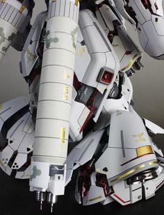 MG 1/100 Sazabi Ver. Ka - Customized Build Modeled by zzzang65