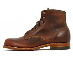 Wolverine 1000 Mile Wolverine Original Rust Boot W05299