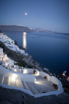 Amazing Places           - Oia - Santorini - Greece (by Aurimas)