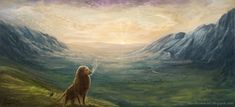 The song to call forth (The creation of Narnia) by HazelTheHobbit