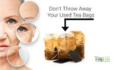 Prepackaged tea bags make it so easy to enjoy a cup of tasty tea. Whether it is green tea, black tea, chamomile tea, peppermint tea or any other herbal tea, drinking a few cups daily provides many health benefits. Herbal teas have antioxidant, anti-inflammatory,astringent and antibiotic properties. But did you know you can get many … Continue reading Here's Why You Should Not Throw Away Used Tea Bags