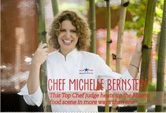 Chef Michelle Bernstein