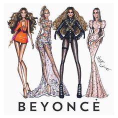 Congratulations to 2016 #CFDA Fashion Icon Award winner #Beyoncé