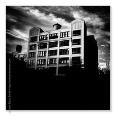 :: The Devil is a Part-Timer - #iPhotography Location - West Chelsea #NYC  #NewYorkCity Subject - #ArchitecturalDesign #BuildingExterior Camera - #Apple #iPhone4s #EvanSante  Please consider following my #Instagram Feed - http://ift.tt/1S9w64J  2014 - Evan Santé - All Rights Reserved