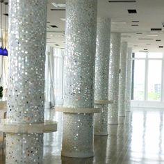 Mosaic Columns