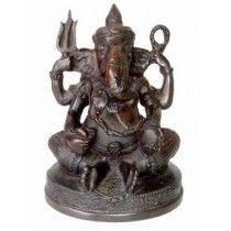 Ganesha 7,5x11x14cm