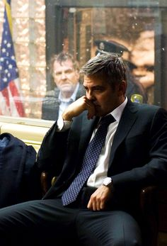 George Clooney in Tony Gilroy's Michael Clayton (2007)