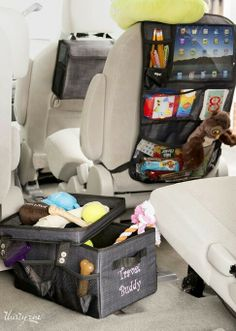 These products are great for any vehicle to keep it organized for your kids toys. Want to order go to mythirtyone.com/arodriguez0913