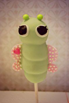 butterfly lalaloopsy pet cake pop