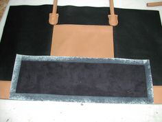 Making A Custom Made Leather Handbag The Of Large Tote From Goods Connection