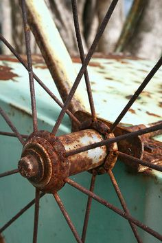 Remove rust by mixing 1 c borax and 2 cups warm water with a tablespoon of lemon juice.