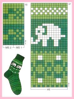 Jacquard elephant pattern: 10 thousand of . Jacquard elephant pattern: 10 thousand from … – # Jacquard # of # Elephant # Scheme # t Knitting Blogs, Knitting Charts, Easy Knitting, Knitting For Beginners, Knitting Socks, Knitting Stitches, Knitting Patterns Free, Knitting Projects, Crochet Patterns