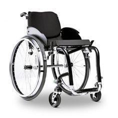 Cadeira de Rodas em Alumínio Star Lite