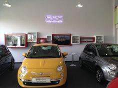 Corner FIAT500