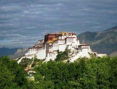 Shang gri la. Lhasa