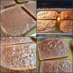"""My friend's mom used to make this """"toast"""" 35 years ago, and I made it while still in school.... and this reminds me to try it again."""