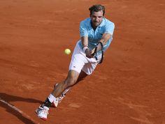 Julien Benneteau Roland Garros 2012