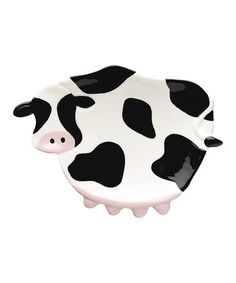 Boston Warehouse Udderly Cows Spoon Rest