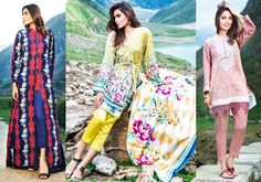 Zahra Ahmad Latest Winter Dress Collection For Women 2017 | BestStylo.com