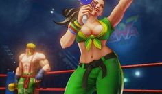 Street Fighter 5: Capcom reiterates that there will be no other versions of the game  #StreetFighterV #StreetFighter5 #Capcom +CAPCOM