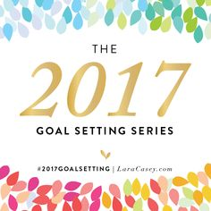 Welcome to the Sixth-Annual Make It Happen Goal Setting Series! I'm so grateful for this series, and for all of you who join each year. How has it been six years, friends? I'm so pumped for this year!!!  One year ago today, I shared...