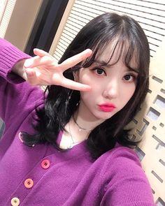 Korean Beauty Girls, Asian Beauty, South Korean Girls, Korean Girl Groups, Jung Eun Bi, Cloud Dancer, Bts And Exo, Pretty Asian, G Friend