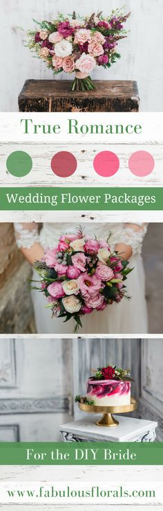 Bridesmaid Bouquets Tips & How to make a Bouquet DIY Wedding Flowers. 2018 Wedding Trends for Bridesmaids Flowers and Wedding Planning Mistakes Wedding Flower Guide, Wedding Flower Packages, Spring Wedding Flowers, Diy Wedding Bouquet, Diy Bouquet, Wedding Colors, Wedding Flower Arrangements, Flower Centerpieces, Wedding Centerpieces