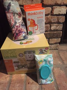 Giveaway- Pampers Prize Pack