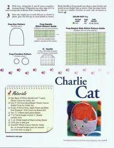 Animal Baskets cat part''1