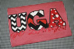 University of Georgia Game day Tshirt by RileyAnneBoutique on Etsy, $20.00