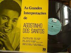Lp Vinil - Agostinho dos Santos - As Grandes Interpretações - http://www.infinityclassic.com.br/produtos/lp-mpb/lp-vinil-agostinho-dos-santos-as-grandes-interpretacoes/