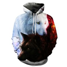 Cheap brand hoodie men, Buy Quality fashion hoodie men directly from China hoodies men Suppliers: Wolf Printed Hoodies Men Hoodies Brand Sweatshirts Boy Jackets Quality Pullover Fashion Tracksuits Animal Streetwear Out Coat Hoodie Sweatshirts, Sweatshirt Homme, Bts Hoodie, Wolf Hoodie, Printed Sweatshirts, Graphic Sweatshirt, Hoodie Outfit, Pet Wolf, Wolf 3d