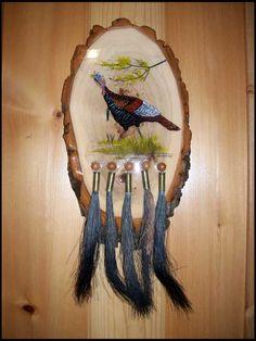 turkey tail fans | Tail Fan mounts