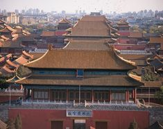 Minecraft Japanese House, Portal, China Architecture, Winter Palace, Imperial Palace, Beijing China, Vacation Places, World Heritage Sites, Wonders Of The World