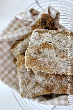 Finnish Recipes, No Salt Recipes, Bread Board, Daily Bread, Bread Baking, Cereal, Breakfast, Cake, Koti