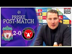 """Not Easy Against Strong Liverpool"" 