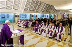 [Homily] Pope Francis: don't be 'tourists' on the spiritual journey of faith (March 31, 2014) #PopeFrancis