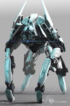Robot Kitty - Kelton Cram