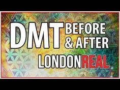 DMT - Dimethyltryptamine - Before & After - FULL EPISODE | London Real  Try it You will Love the Knowledge and Freedom  www.betertechnowllc.com
