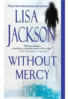 Lisa Jackson; just finished this ! good book. One of my favorite authors :)