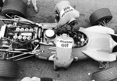 Jackie Stewart (GBR) (Matra International), Matra MS10/MS80 - Ford Cosworth DFV V8,  1969