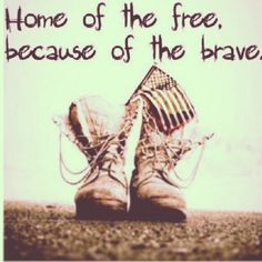 Home of the free because of the brave soldiers flag patriotic holiday veterans day memorial day united states happy memorial day memorial day quotes I Love America, God Bless America, We Are The World, In This World, American Pride, American Flag, American Soldiers, American Freedom, American History