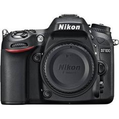 Nikon D7100 DSLR Camera (Body Only)  This is the camera I'm currently saving for. It's certainly a large investment, but I'm looking forward to using it for film making + my photography.