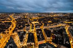 The veins of Nantes FR - Architecture and Urban Living - Modern and Historical Buildings - City Planning - Travel Photography Destinations - Amazing Beautiful Places Saint Nazaire, Belle Villa, France Europe, Corsica, Rome Italy, Santorini, Trip Planning, Morocco, Paris Skyline